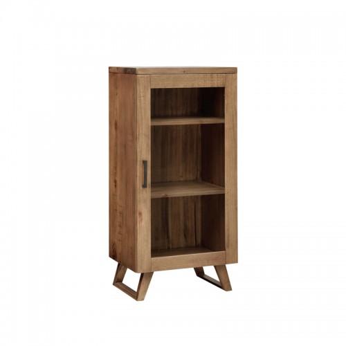 北欧原生态实木储物柜P-D803D