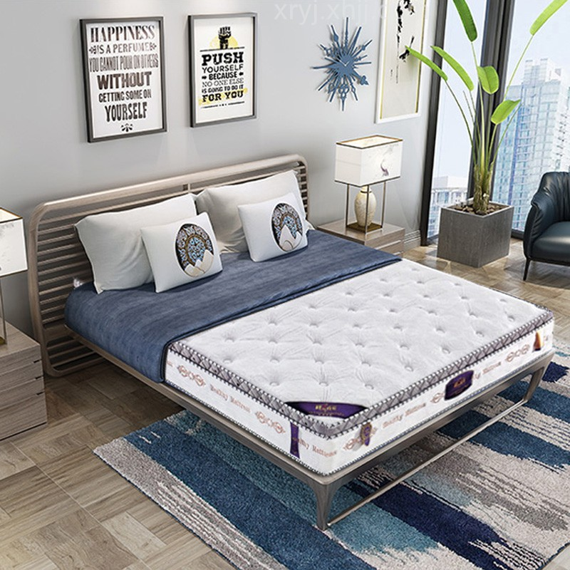 卧室护脊安眠弹簧床垫XR-01
