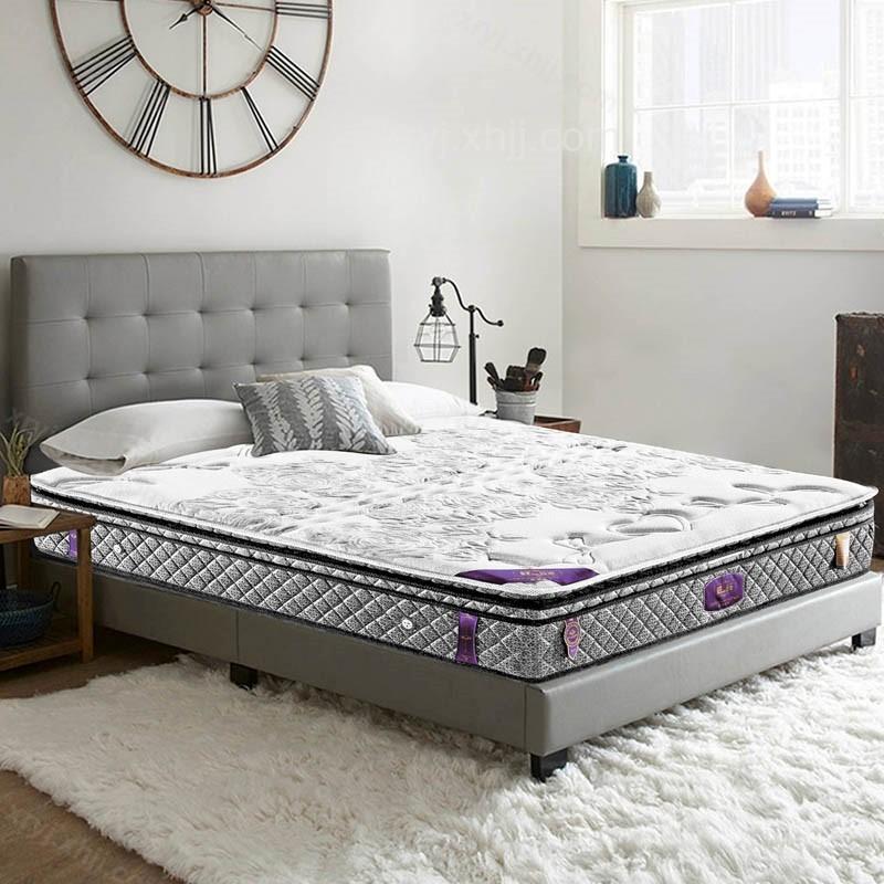 卧室护脊安眠弹簧床垫XR-406