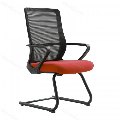 办公椅会议椅洽谈椅硬网椅子W019