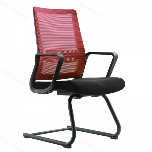 固定扶手电脑椅网布办公椅W020