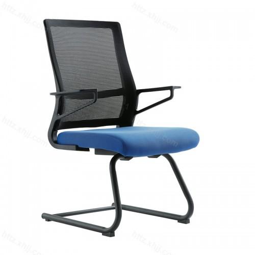 人体工学会议弓形椅电脑椅W024