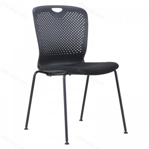 弓型椅宿舍学生会议椅办公椅子W004