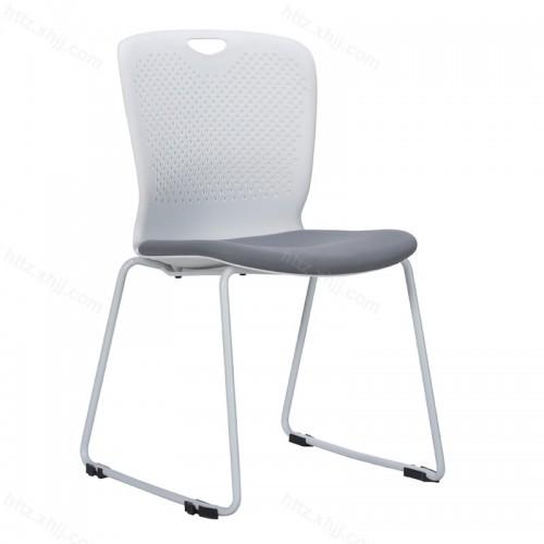 会议椅职员椅弓形椅子W005