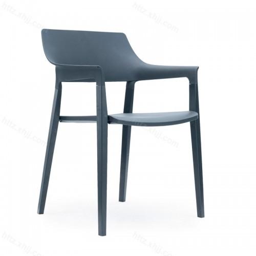 老板椅网椅家用弓形椅子靠背椅W006
