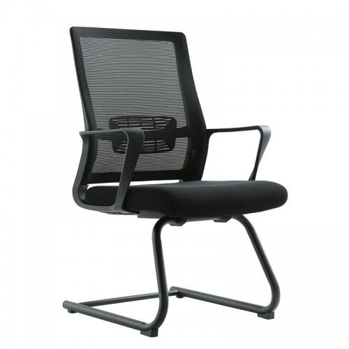 透气会客椅接待椅班前椅休闲椅W026