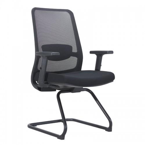 职员椅电脑椅弓形会议椅W027