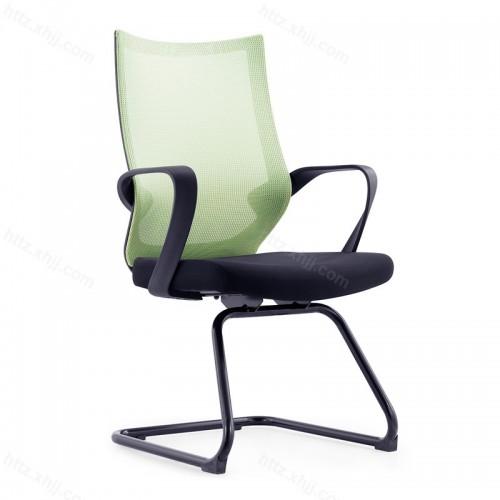 简约办公椅网椅人体工学会客椅W036