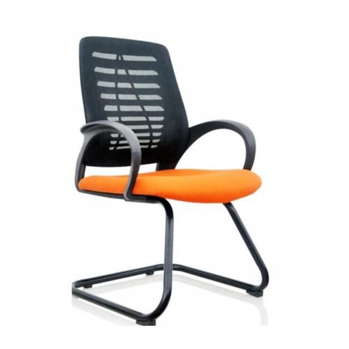 家用电脑椅网椅弓形职员椅W043