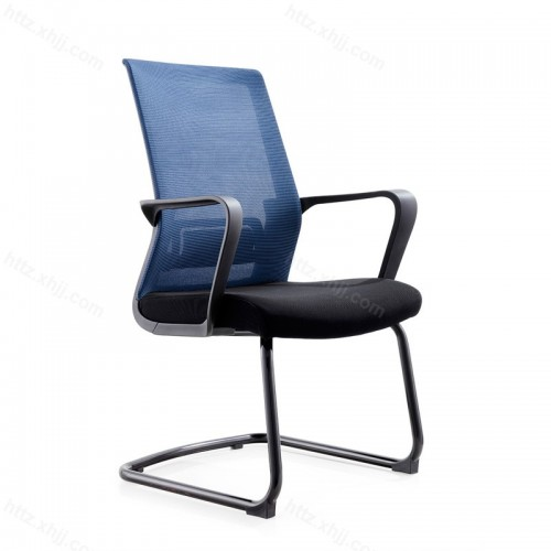 简约会议椅办公椅子接待椅W047
