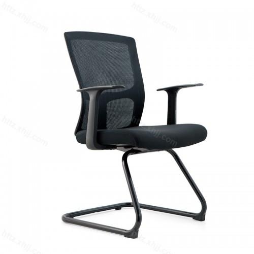 会客椅培训椅弓形职员椅麻将椅W048