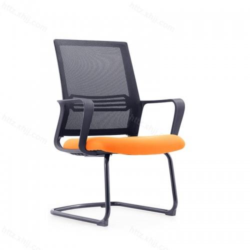 弓形职员椅麻将椅电脑网椅W049