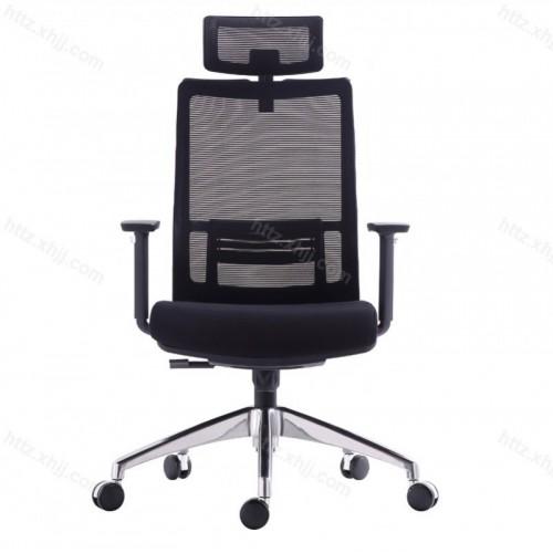 人体工学办公椅会议椅靠背升降转椅Z004