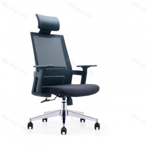 新款网布办公椅经理主管椅Z011