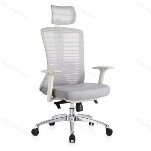 高档网布会议椅 培训椅带轮子Z021