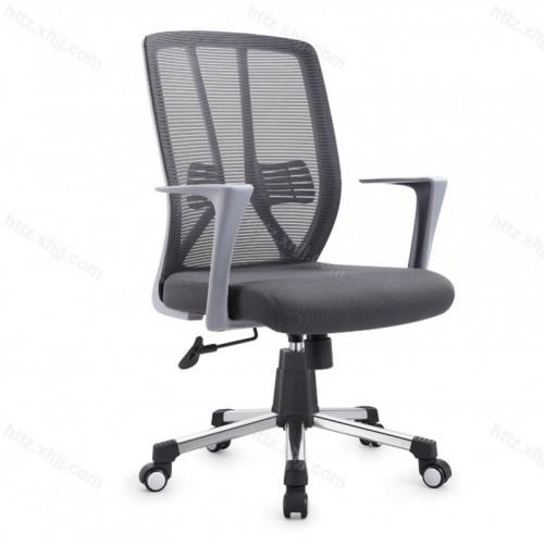 带轮子活动办公椅会客椅职员椅Z022