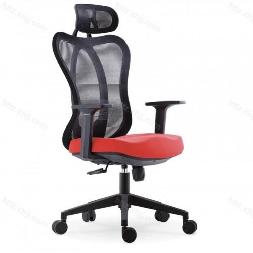 新款网布多功能可升降可后躺办公椅Z029