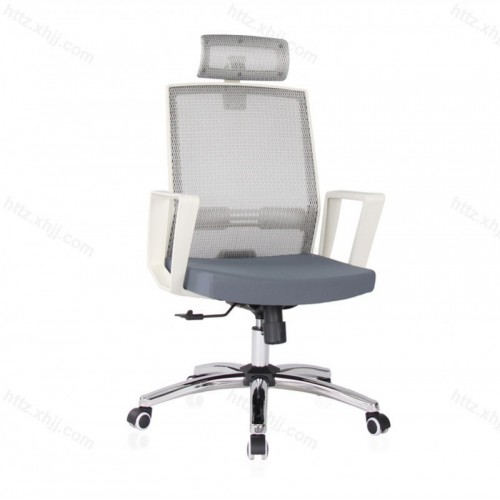 现代办公桌椅组合职员椅经理网布椅Z030
