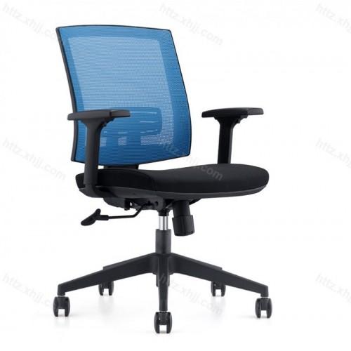 网布电脑转椅护腰家用游戏椅Z053