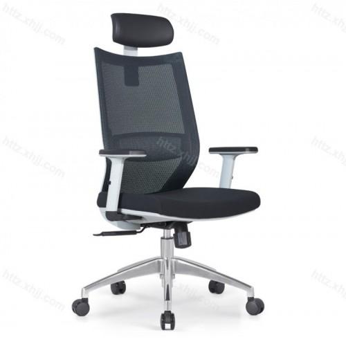 会议培训护腰网布椅电脑椅Z068