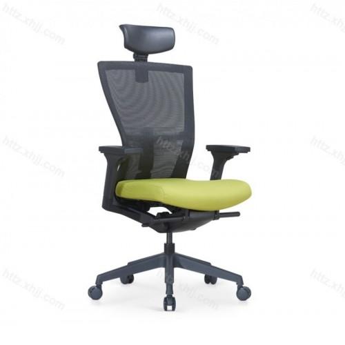 固定扶手电脑椅可升降透气网椅转椅Z070