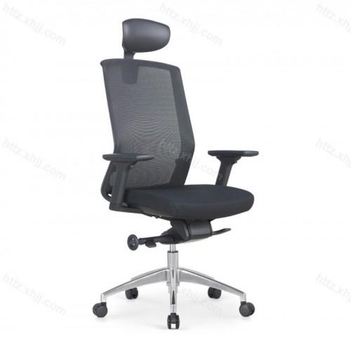 简约网布靠背职员办公椅子家用Z071