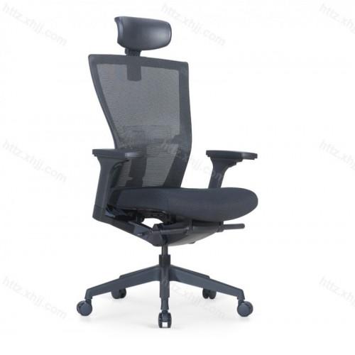 家用网布职员办公椅会议麻将椅Z072