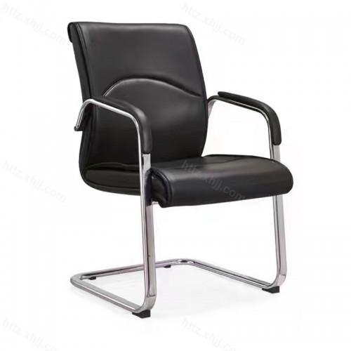 简约现代牛皮大班椅单人经理椅G002
