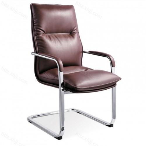 会议椅组装职员椅钢制脚弓形G013