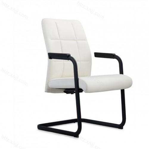 简约高级弓形会议椅皮艺会议办公椅G021