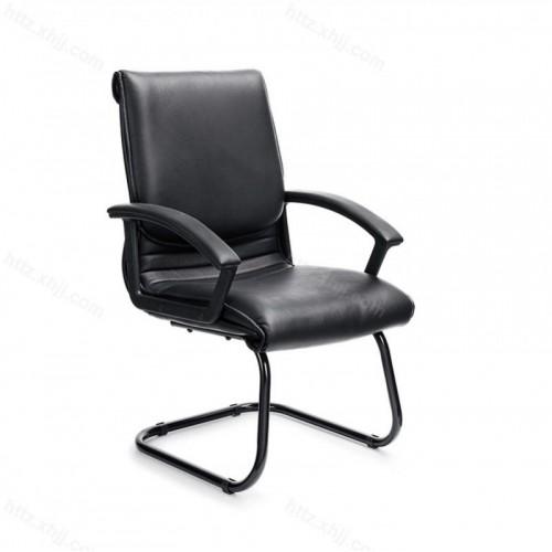 弓形皮椅会议椅办公椅会客椅G031
