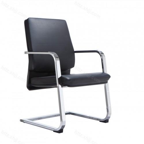 软皮舒适靠背会议椅G037