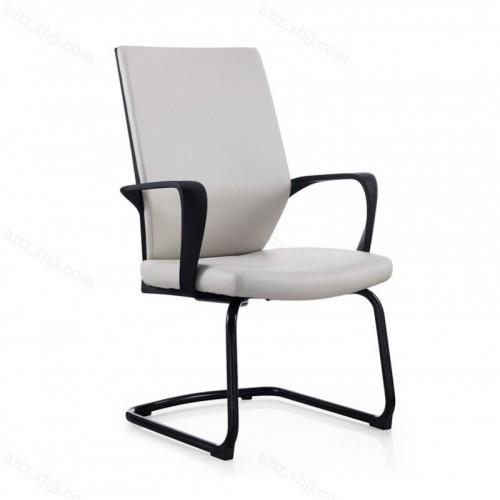 钢架职员椅固定脚耐用办公椅G038