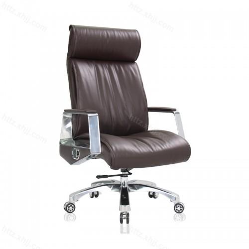 皮椅经理主管电脑椅老板椅转椅P001