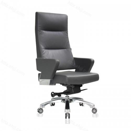 现代皮椅电脑椅躺椅简易办公椅P004
