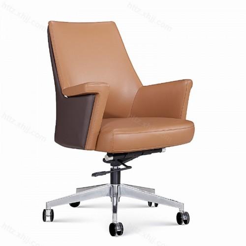经理椅人体工学老板椅升降主管椅P007