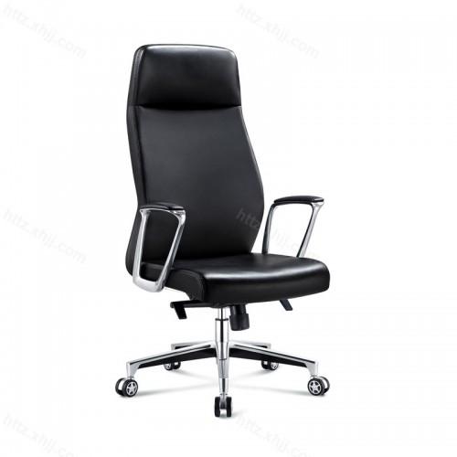 皮椅经理主管电脑椅老板椅转椅P015