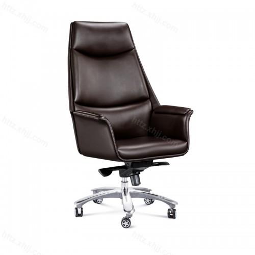 职员椅升降座转椅靠背椅老板椅P016