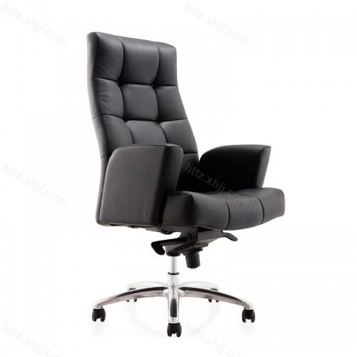 时尚老板椅高背家用电脑椅P027