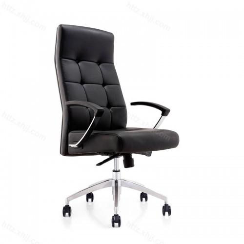 新款人体工程学老板椅时尚经理椅P030