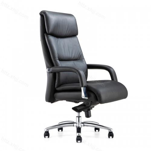 经理电脑椅主管培训办公转椅P035
