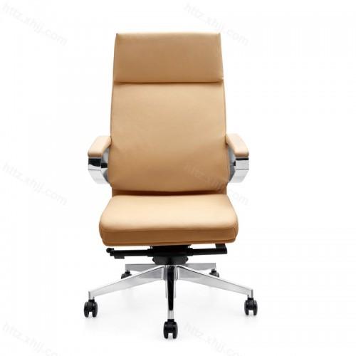 真皮座椅转椅中班椅办公椅P040