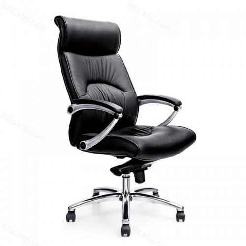现代办公电脑椅皮质老板办公椅P045