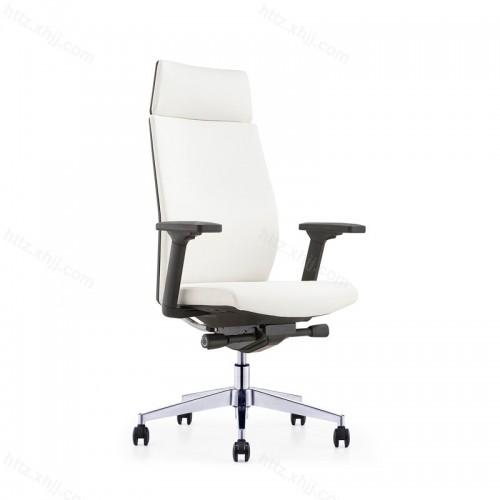 可躺办公椅皮艺电脑椅转椅P050