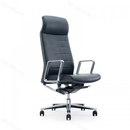 办公职员椅老板椅高靠背转椅豪华可躺P054