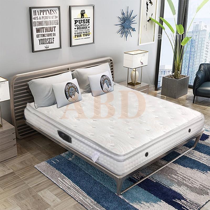 现代简约双人床床垫榻榻米垫子 07