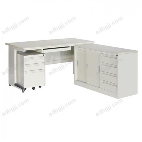 钢制电脑桌-07
