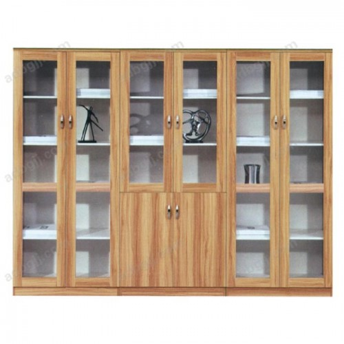 木制书柜-01