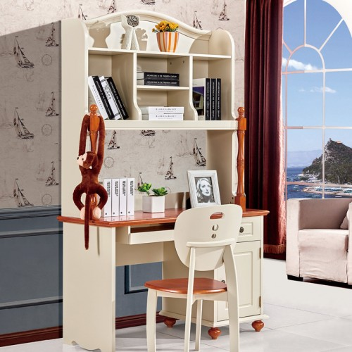 地中海风格简约电脑桌1601