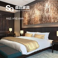 香河酒店家具|香河会所家具